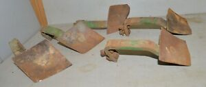 John Deere Tractor Plow Cultivator Arm Blade Vintage Collectible Tool Lot