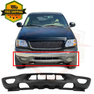Textured Front Bumper Valance Expedition For 1999 2003 Ford F150 4wd Fo1095181