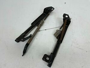 1987 1993 Oem Ford Mustang Driver Front Seat Track Lh Manual Rails 87 93 T862