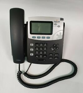 Digium D40 ip Phone 2 line Sip With Hd Voice Backlit Display