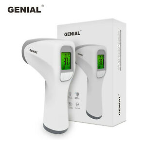 Medical Infrared Non contact Digital Forehead Body Ir Thermometer Baby Adult Kid