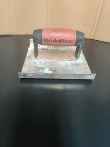 Marshalltown Tool Stainless Safety Groover W proform Han 6 x 6