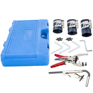 Piston Ring Service Auto Engine Motor Cleaning Ring Expander Compressor Tool Set