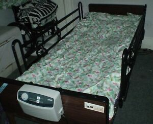 Drive Semi electric Hospital Homecare Bed Air Mattress local Pickup Only