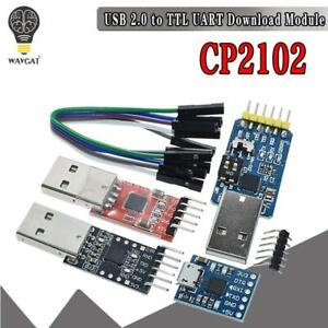 Cp2102 Usb 2 0 To Uart Ttl 5pin Connector Module Serial Converter Stc Replace Ft