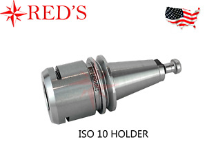 Reds Iso10 er16ms Precision Collet Chuck Tool Holder Cnc Router