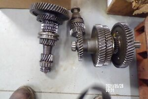 Original Ford 8n 4 speed Tractor Working Transmission Gear Assembly 8n Ford