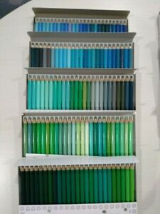 Not Used Felissimo 500 Colored Pencils Color Museum By Japan