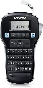 1790415 Label Manager Maker 160 Printer Hand Held Rechargeable Machine Usa