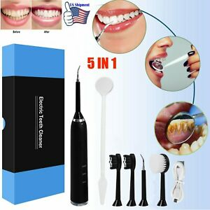 Electric Tooth Cleaner Dental Scaler Cleaning Teeth Whitening Calculus Remover