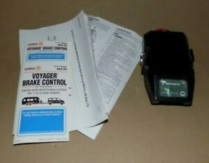 Tekonsha Voyager Pre Wired Inertia Activated Trailer Brake Control