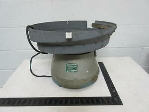 Automation Devices Model 10 17 In Vibratory Bowl Feeder T96182