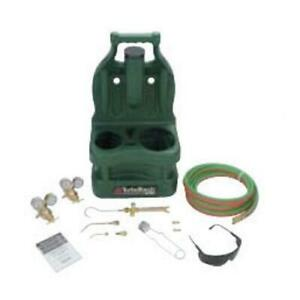 Turbotorch 0386 1335 Ttv 100 cp Oxy acetylene Tote Outfit Without Tanks