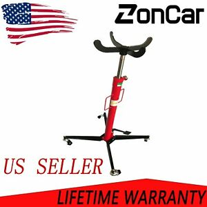 1100 Lbs 51 71 Hydraulic Transmission Jack Red Us Seller