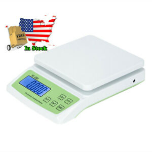 22 Lb X 0 1oz Postal Scale Digital Shipping Package Kitchen Food Weight 10kg