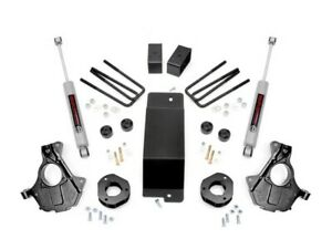 Rough Country 3 5 Suspension Lift Kit W Shocks 07 16 Gmc Chevy 1500 4wd