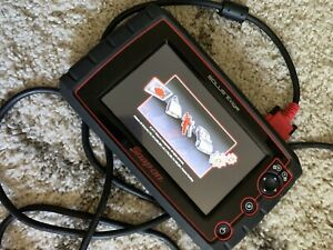 Snap On Solus Edge Touch Screen Diagnostic Scanner