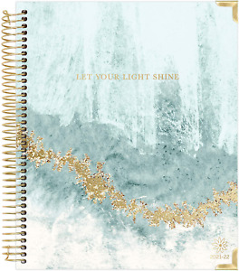 Bloom Daily Planners 2021 2022 Hardcover Academic Year Goal Vision Planner ju