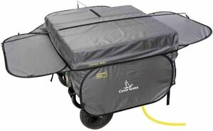 Outdoor Generator Running Cover Tent Portable Heavy Duty All 32 32 21inch Grey