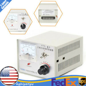 3 phase Variable Speed Control Drive Frequency Converter Torque Motor Controller