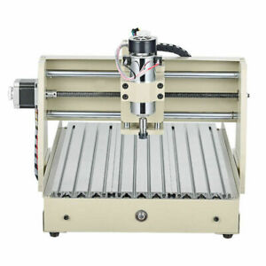3axis Cnc 3040 Router Engraver Engraving Milling Machine Wood Pvc Cutter 400w
