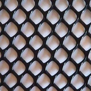 Toris Plastic Chicken Wire Mesh Hexagonal Plastic Poultry Netting Extruded Wire