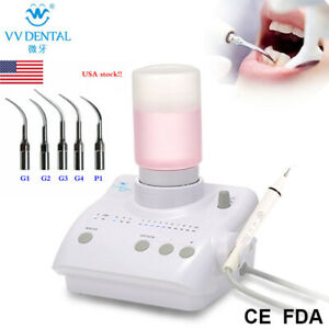 Dental Ultrasonic Scaler Anto Water Fit Ems Handpiece Tip For Cavitron Fda H63