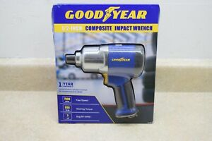 Good Year 1 2 3hp Composite Air Impact Wrench Rp17407 Brand New Sealed