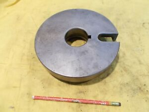 South Bend Lathe Dog Drive Plate Face Driver Metal Engine Holder Tool L00 X 8