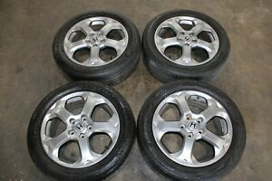 Jdm Honda Wheels Imported From Japan 5x114 3 205 55 R17 17x6j Offset 55