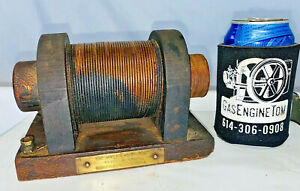 Hot The Miller Knoblock Electric Co Low Tension Coil For Hit Miss Gas Engine