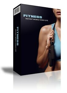 Fitness Instant Mobile Video Site including Full Master Resale Rights Free