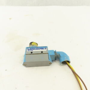 Micro Switch Bze6 rn 125 480v Push Button Plunger Micro Limit Switch