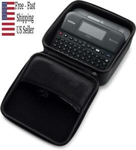 Hard Case Fits Ptouch Label Maker Ptd600 Brother Easy To Use Label case Only