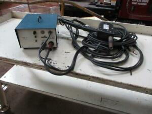 Miller Matic Spool Matic I Welder With Wc 1 Controller Cords Hose Used