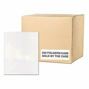 Roaring Spring Paper Products Case Of 10 Boxes Of Paper Pocket Folders 11 75
