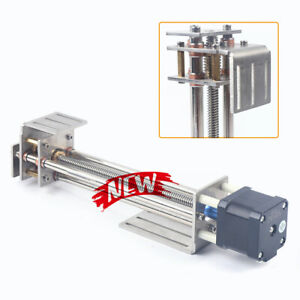150mm Diy 3 Axis Z Axis Slide Linear Motion Milling Engraving Machine Ball Screw