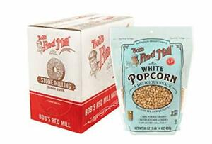 Bob s Red Mill Whole White Popcorn 30 ounce Pack Of 4