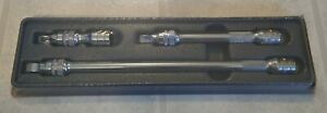 Snap On 203fxwkl 3 Piece 3 8 Drive Locking Wobble Extension Set Sealed
