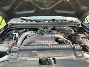 2004 F350 Powerstroke 6 0 Turbo Diesel Engine Only 75k Miles Free Shipping