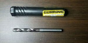 Guhring 5 7mm 8521 Carbide Coolant Drill Bit Made In Germany