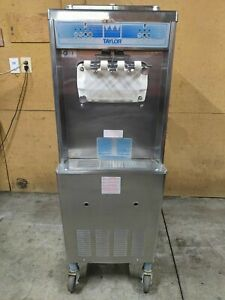 Slightly Used Taylor 336 Ice Cream Maker Water Cooled