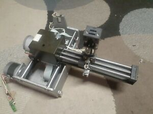 3 Axis Stepper Motor Linear Actuator 230mm X160mm X 40mm Linear Travel