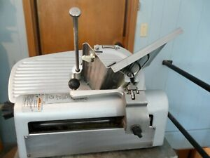 Hobart 1812 Commercial Deli Meat Cheese Slicer Manual Ohio