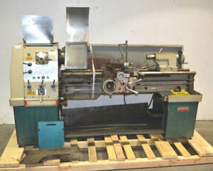 American Turnmaster 15 X 50 Precision Lathe 3 ph 16 speed 7 5 hp as is