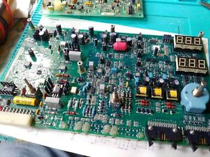 Miller Syncrowave 250dx 350lx Main Board Repair Service