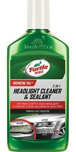T 43 2 in 1 Headlight Cleaner And Sealant 9 Oz