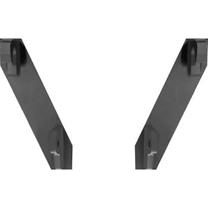 Vevor Tractor Attachment Weld On Quick Mounting Brackets 1 1 4 Top Bracket