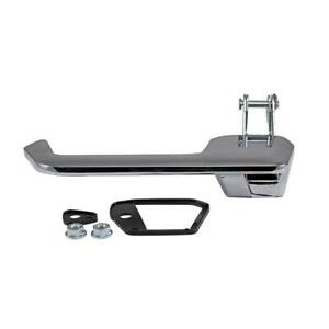 Cougar Outside Door Handles With Pads 1969 1970
