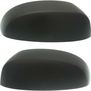 Styleline New Set Of 2 Mirror Covers Driver Passenger Side For Chevy Pair
